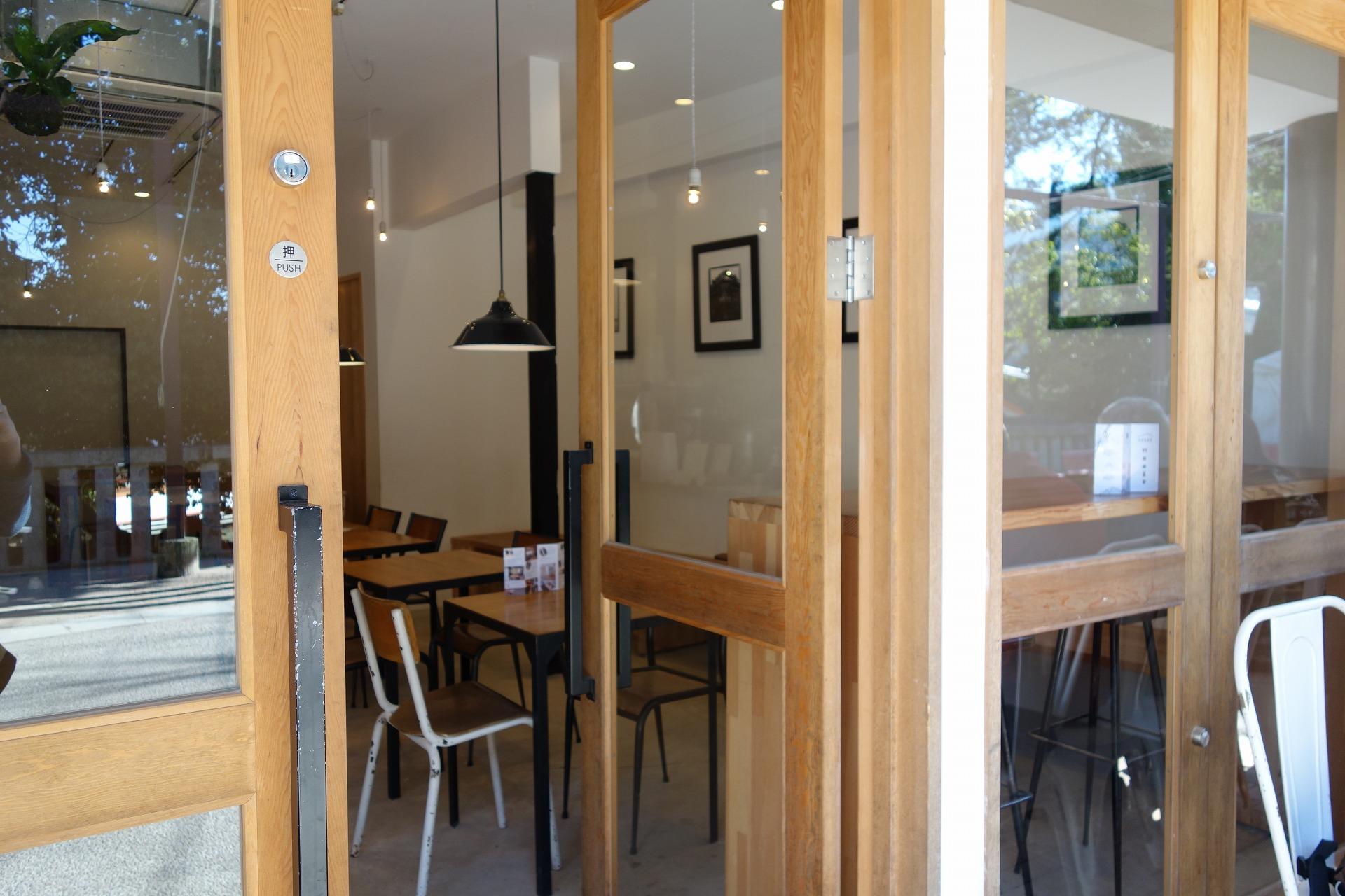 厳島のおしゃれなカフェ