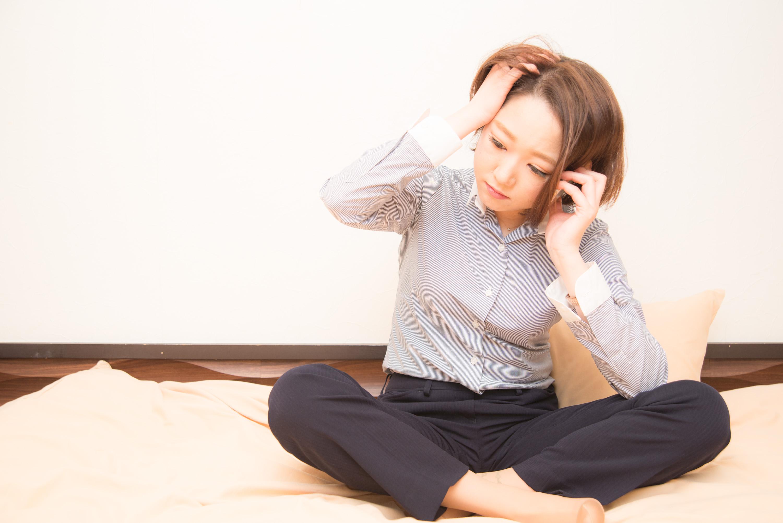 仕事で負ったストレスを彼氏に電話でぶつける