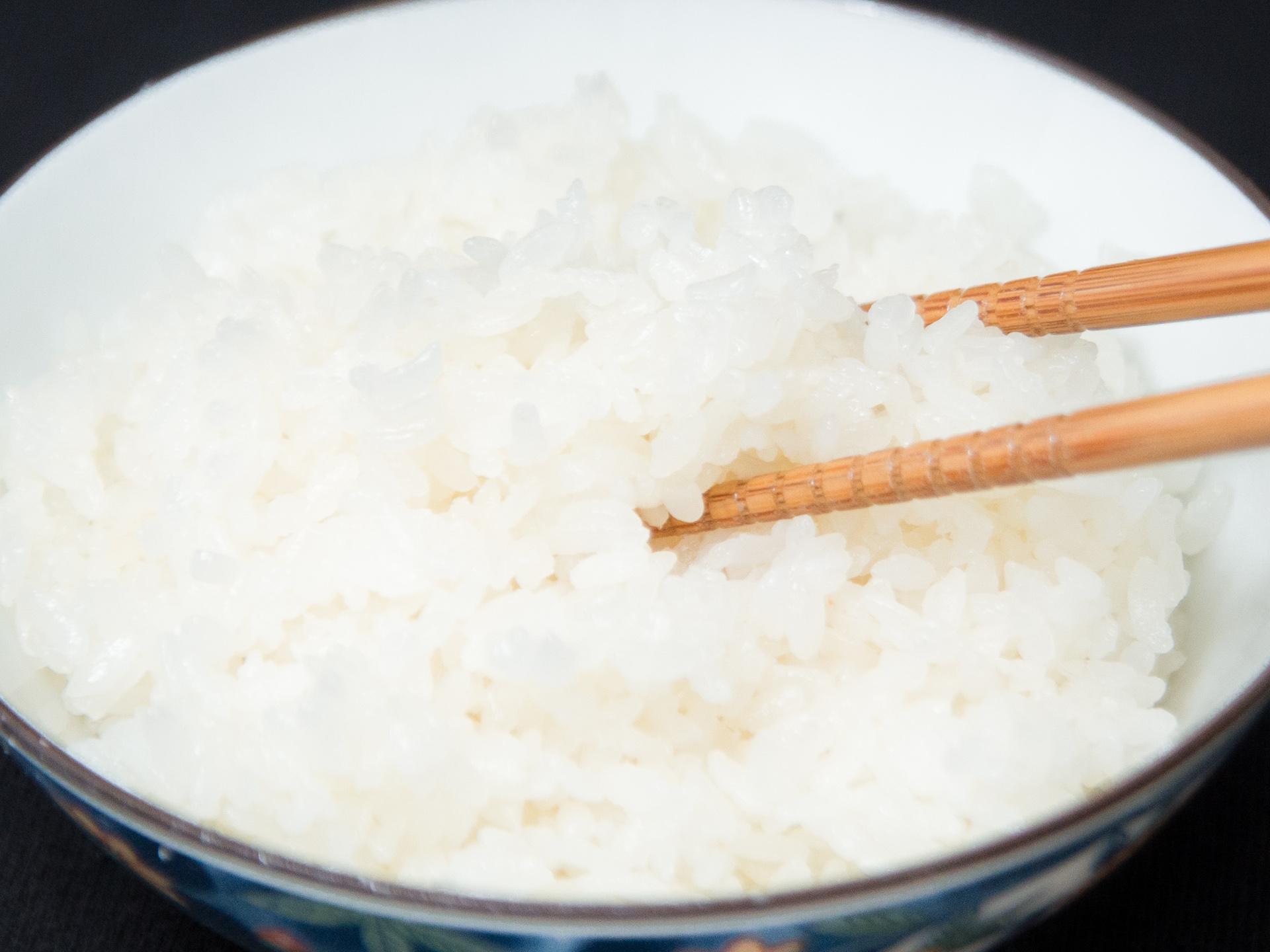 白米は日本人の味方!炭水化物万歳!