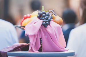 お祝いのフルーツ盛