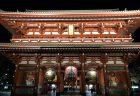 浅草浅草寺の本殿へ続く「宝蔵門(仁王門)」